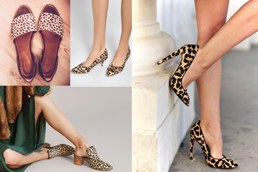 Animal print dominira i ove sezone